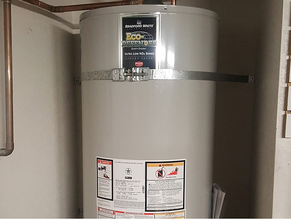 Water heater replacement in Fontana 92336 by Mt Lewis Lane