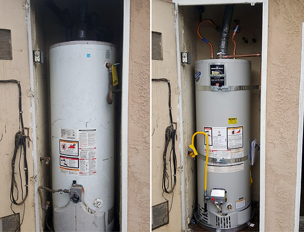 Water Heater Installation in Rialto 92376